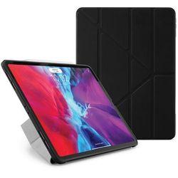 """Pipetto Origami Obudowa Ochronna do iPad Pro 12.9"""" (2020) / iPad Pro 12.9"""" (2018) (Black)"""