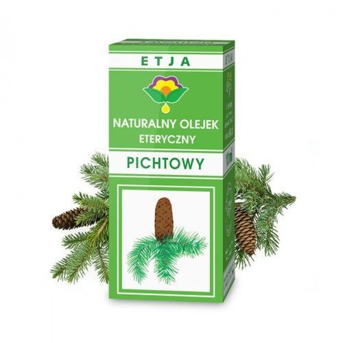 Olejki zapachowe, PICHTOWY - Olejek eteryczny ETJA 10 ml
