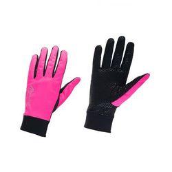 ROGELLI LAVAL Damskie zimowe rękawiczki Różowe 010.662 Rozmiar: L,ROGELLI LAVAL 010.662