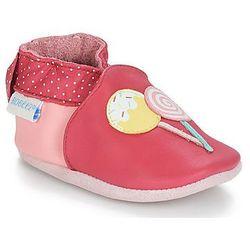 Kapcie niemowlęce Robeez FUNNY SWEETS 5% zniżki z kodem CMP5. Nie dotyczy produktów partnerskich.