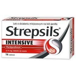 Strepsils Intensive, 16 tabletek