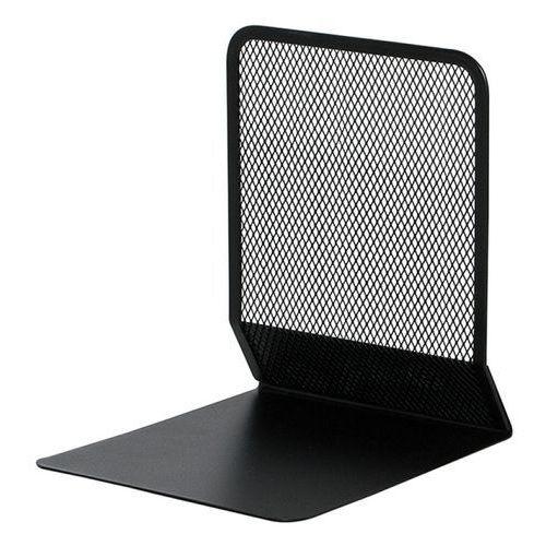 Ramy,stojaki i znaki informacyjne, Stojak na książki Q-CONNECT Office Set, metalowy, czarny