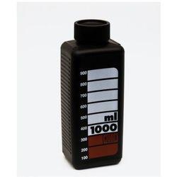 Jobo 3372 butelka na chemię czarna 1000 ml