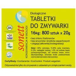 Tabletki do zmywarek 800 szt.