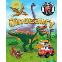 Literatura młodzieżowa, Dinozaury. samochodzik franek - karolina górska (opr. broszurowa)