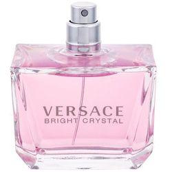 VERSACE Bright Crystal perfumy damskie - woda toaletowa 90ml (TESTER) - 90ml
