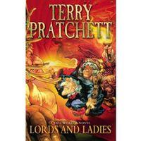 Książki do nauki języka, Lords And Ladies (opr. miękka)