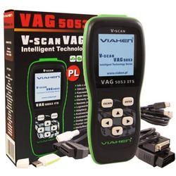 Skaner interfejs diagnostyczny V-SCAN VAG5053 ITS VW Audi