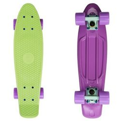 Deskorolka Fishskateboards Green Pink / Summer Green / Summer Purple