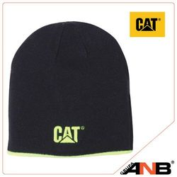 Czapka dwustronna CAT APPAREL C1120070 HI VIS YELLOW CAP