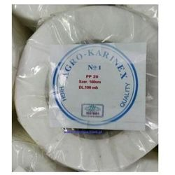 Agrowłóknina wiosenna PP 20 g/m2 biała 1,6 x 100 mb.