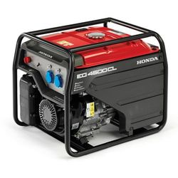 Agregat prądotwórczy HONDA EG4500 CL (4,5kW) AVR + OLEJ + DOSTAWA GRATIS!