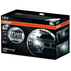 Osram LEDriving Fog, funkcją mgła z światła do jazdy dziennej LED, technologia firmy ledfo G101 siatek, przeznaczony do 12 V + 24 V na pokładzie, OEM, karton (1 para)