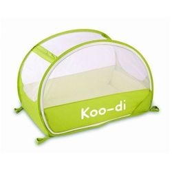 Łóżeczko turystyczne Koo-di Pop Up Bubble Cot - Lemon & Lime
