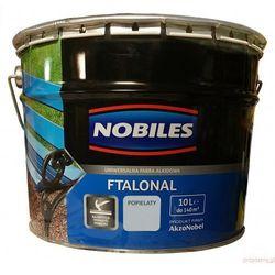 Farba NOBILES FTALONAL popielata półpołysk 10L