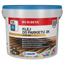 Klej dwuskładnikowy do parkietu Buildfix 2k beżowy 5 kg