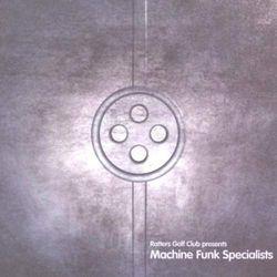 Machine Funk Specialist - Różni Wykonawcy (Płyta CD)