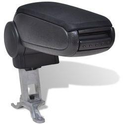 vidaXL Czarny podłokietnik do samochodu Audi A4 B6 / B7 Darmowa wysyłka i zwroty
