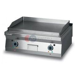 Grill płytowy elektryczny - płyta gładka dwie strefy grzewcze Lozamet linia 900 L900.GPE900G