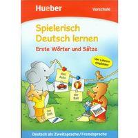 Książki do nauki języka, Spielerisch Deutsch lernen Vorschule (opr. miękka)