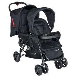 Safety 1st Podwójny wózek spacerowy Duodeal czarny 11487640 Darmowa wysyłka i zwroty