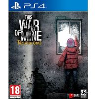 Gry na PS4, This War Of Mine The Little Ones (PS4)