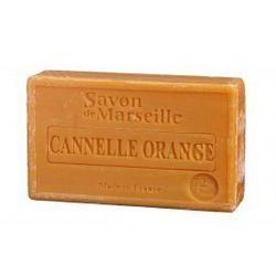 Le Chatelard 1802 Orange Cinnamon luksusowe francuskie mydło naturalne (Cannelle Orange) 100 g