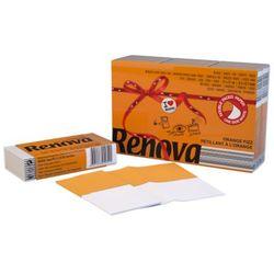 RENOVA 6szt Red Label Orange Chusteczki higieniczne - Pomarańczowy