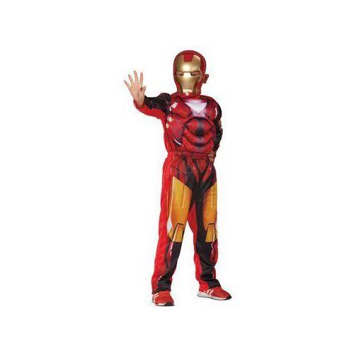 Kostiumy dla dzieci, Kostium Stalowy Bohater dla chłopca - L - 128 cm