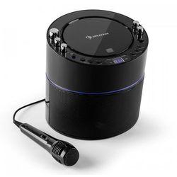Zestaw karaoke Auna KS-1 Starlet czarny