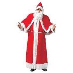 Kostium płaszcz Świętego Mikołaja - Rozmiar XL