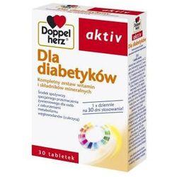 Doppelherz Aktive Dla diabetyków 30 tabl.