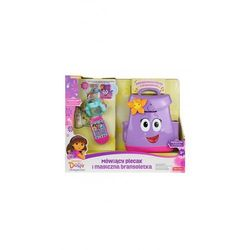 Zabawka MATTEL Mówiący plecak Dora + DARMOWY TRANSPORT! Oferta ważna tylko do 2019-09-23