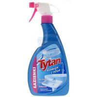 Płyny i żele do czyszczenia armatury, Płyn do mycia łazienek, kabin prysznicowych Tytan kamień i rdza 500 g