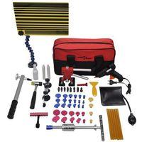 Zestawy narzędzi ręcznych, vidaXL XXL Zestaw do usuwania wgnieceń z torbą transportową Darmowa wysyłka i zwroty