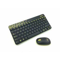 LOGITECH MK240 Zestaw bezprzewodwy klawiatura+mysz czarny >> PROMOCJE - NEORATY - SZYBKA WYSYŁKA - DARMOWY TRANSPORT OD 99 ZŁ!