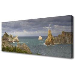 Obraz na Płótnie Morze Skały Krajobraz