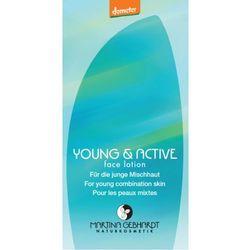 YOUNG & ACTIVE Emulsja do młodej cery mieszanej 2 ml