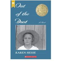 Książki do nauki języka, Out of the Dust (opr. miękka)