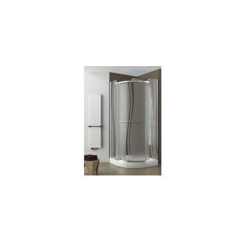 Kabiny prysznicowe, Aquaform Puenta swing 90 x 90 (100-06326)