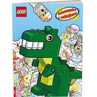 Kolorowanki, Lego Iconic Kolorowanka z naklejkami
