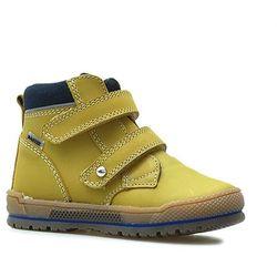 Półbuty profilaktyczne Bartek 91776 Żółty