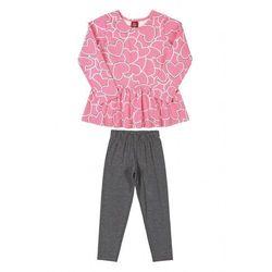 Komplet dziewczęcy bluza+spodnie 3P39A5 Oferta ważna tylko do 2023-08-19