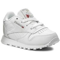 Obuwie sportowe dziecięce, Buty Reebok - Classic Leather Infants 50192 White