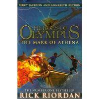 Książki do nauki języka, The Mark of Athena (opr. miękka)