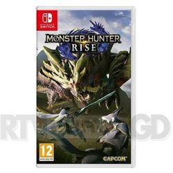 Monster Hunter Rise Gra Nintendo Switch NINTENDO