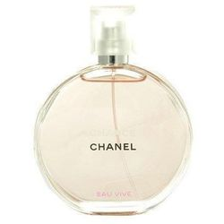 Chanel Chance Eau Vive Woda Toaletowa 100ml TESTER + GRATIS