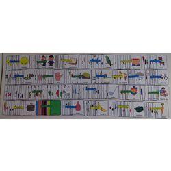 Mega zestaw kart edukacyjnych - wersja w j. angielskim