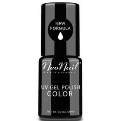 UV Gel Polish Color lakier hybrydowy 3623 Metalic Silver 6ml - NeoNail