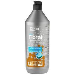 Uniwersalny płyn CLINEX Floral Ocean 1L 77-890 do mycia podłóg